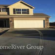 Rental info for 3841 NW 94th Street in the Kansas City area