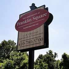Rental info for Franklin Square in the Rosedale area