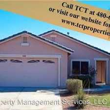 Rental info for 9257 E. Medina Ave. in the Augusta Ranch area