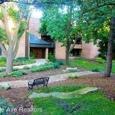 Rental info for 1818 E Shorewood BLVD - #313 in the Milwaukee area