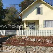 Rental info for 1715 Elizabeth Ave. in the 98337 area