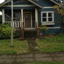 Rental info for 1934 NE 54th Ave. in the Rose City Park area