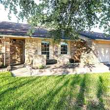 Rental info for 10414 Kirkvale Drive in the Houston area