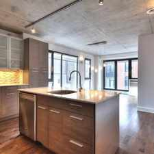 Rental info for 1010 William in the Ville-Marie area
