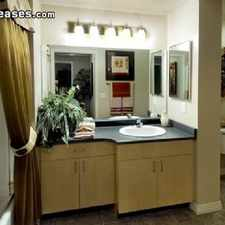 Rental info for Two Bedroom In San Gabriel Valley in the Annandale area