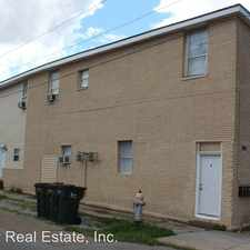 Rental info for 3100B Gravier St. in the New Orleans area