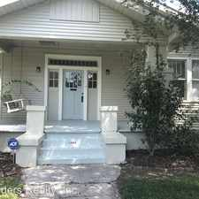 Rental info for 1031 Park Blvd. in the Garden District area