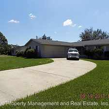 Rental info for 1222 Thomasina Drive in the 32129 area