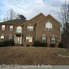 Rental info for 1909 Buford Ct