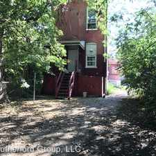 Rental info for 3333 Minnesota Ave in the Tower Grove East area