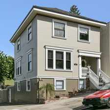 Rental info for 155 Carmel Street in the Ashbury Heights area