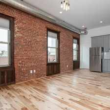 Rental info for 196 Pine Street in the Jersey City area