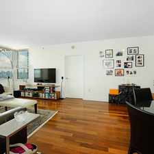 Rental info for 88 Morgan Street in the Jersey City area