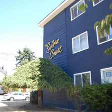 Rental info for 1905 E Fir St in the Central District area
