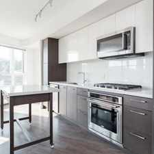 Rental info for Great Northern Way & Brunswick St in the Mount Pleasant area