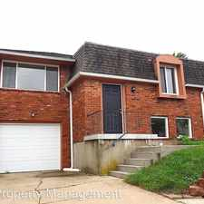 Rental info for 13405 Johnson Dr. in the Shawnee area
