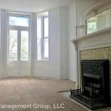 Rental info for 3306 Auchentoroly Terrace in the Mondawmin area