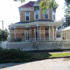 Rental info for 2BR/2Bath Restored Victorian Near Midtown Medical Center in the Columbus area