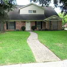 Rental info for 8102 Willow Forest Drive in the Houston area