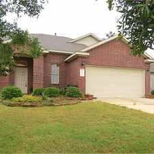 Rental info for 20318 Pine Water Lane in the Houston area