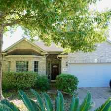 Rental info for 1035 Norfolk Drive in the Houston area