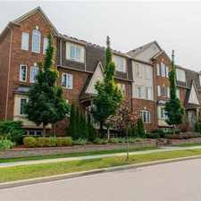 Rental info for 642 Shoreline Drive #2 in the Mississauga area