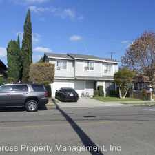 Rental info for 119 E. WATER STREET #B in the Anaheim area