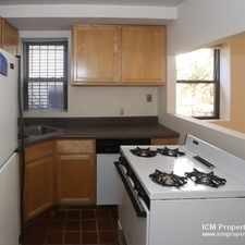 Rental info for 2326 North Southport Ave. Apt. in the Bucktown area