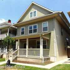 Rental info for 106 E. 11th Ave. in the Weinland Park area