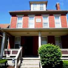 Rental info for 1543 Summit St. in the Weinland Park area
