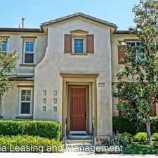 Rental info for 27230 Valderrama Drive