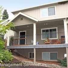 Rental info for 3701 SE 33rd Ave in the Creston-Kenilworth area