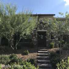 Rental info for 3025 Camino Sereno Ave. in the Sun City Anthem area