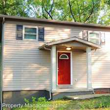 Rental info for 808 McGowan Rd in the 37411 area
