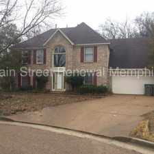 Rental info for Traditional Cordova showpiece! - 8989 Country Pecan Cove in the Memphis area