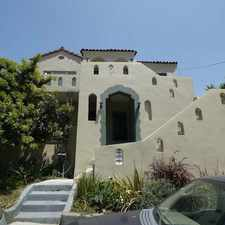 Rental info for 3411 Pomeroy Street #3413 1/2 in the Los Angeles area