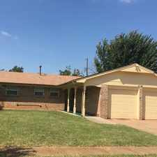 Rental info for 3105 Greenbriar Ter in the Del City area