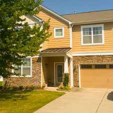 Rental info for $1850 4 bedroom House in Mecklenburg County Matthews in the Providence Estates East area