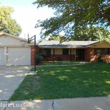 Rental info for 2918 68th Street in the Caprock area