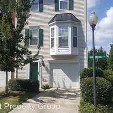 Rental info for 200 Summerston Place