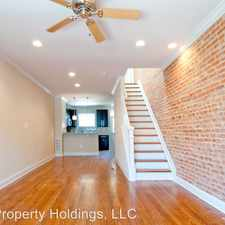 Rental info for 17 S. Ellwood Ave in the Patterson Park area