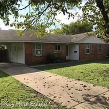Rental info for 7513 East Crest Drive in the Georgian Acres area