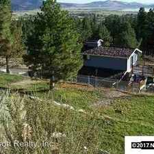 Rental info for 1 Mill Station Ranch Road