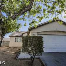 Rental info for 3326 FLYING COLT CRT --- R32 in the 89032 area