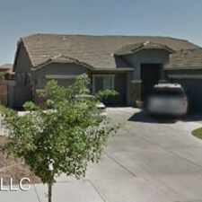 Rental info for 21984 E. Estrella Rd.