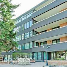 Rental info for 511 56 Avenue SW - 2 Bedroom Apartment for Rent in the Windsor Park area
