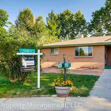 Rental info for 8610 W. 32nd Place in the Wheat Ridge area