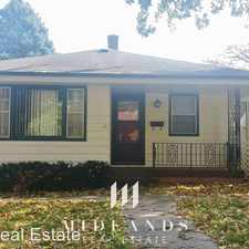 Rental info for 513 W Perry St in the Papillion area