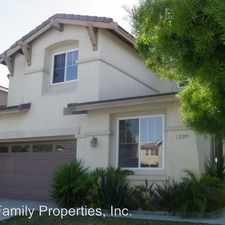 Rental info for 1209 Paradise Trail Rd. in the Chula Vista area