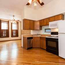 Rental info for 1036 North Honore Street #1F in the East Ukrainian Village area